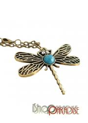 vintage Dragonfly accessories charming stylish casual necklace