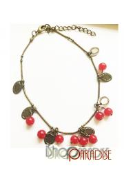 foot beads metal vintage chain jewelry fashion Womens Anklet
