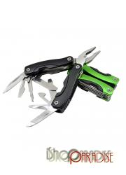 Black Pincers Sawtooth Adventure Hiking Botter Opener Folding Plier