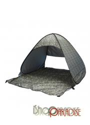 Leopard ground sheet shelter Dome mat instant set up canopy UV Tent