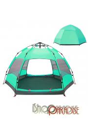Green instant set up picnic fishing skin dome big sun protection Tent