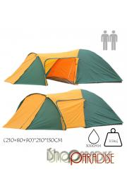 easy set up layer double skin hiking rainfly waterproof Tent