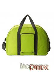 Green Rollable Traveling Camping Shoppers.Weekends Casual Womens Bag