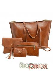 Brown Womens Bag