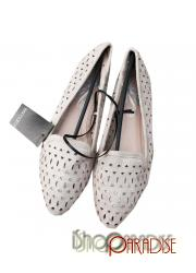flat shoes scandals ladies elegant comfortable hollow ballerinas