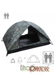 Wild Couple 2 Berth Outdoor Hiking Explorer Skin Lightweight Tent